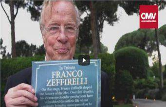 Franco Zeffirelli è morto: addio al maestro del cinema, video