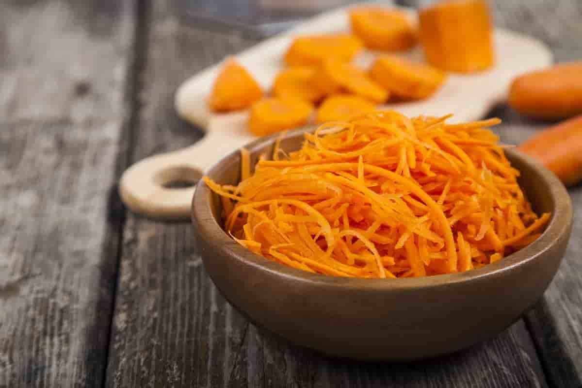 perderò peso solo mangiando le carote
