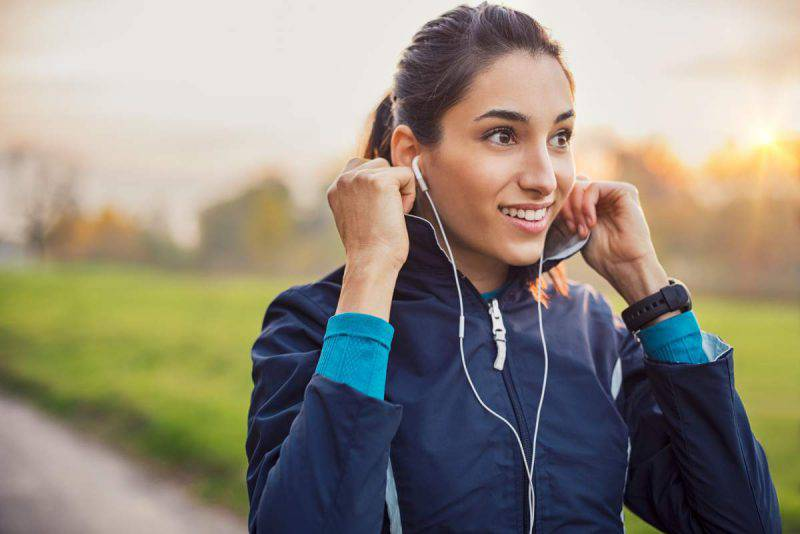 fitness musica