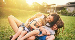 La felicità dei bambini è ereditaria