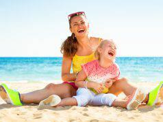 9 giochi da fare in spiaggia con i bambini