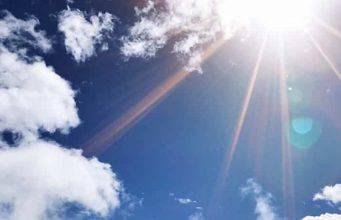 Meteo martedì 4 giugno: sereno ovunque, salvo piogge al sud