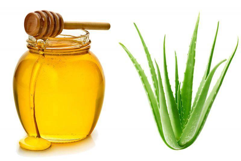 miele e aloe