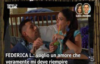 Temptation Island 2019, Massimo e Ilaria si sono lasciati? Parla Federica Lepanto