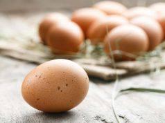 uova per capelli