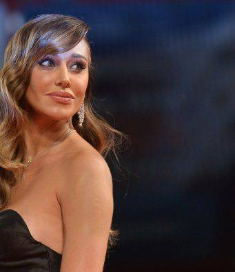 Belen Rodriguez di nuovo incinta