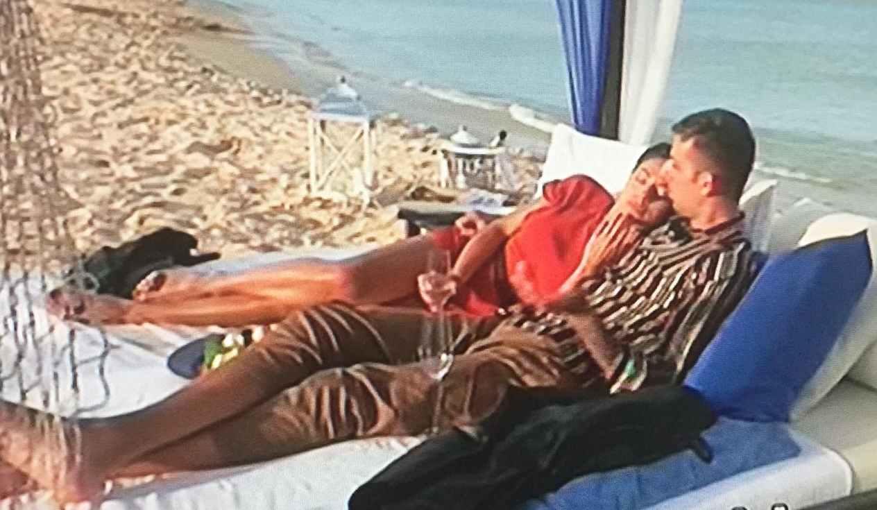 Temptation island Massimo e Elena(