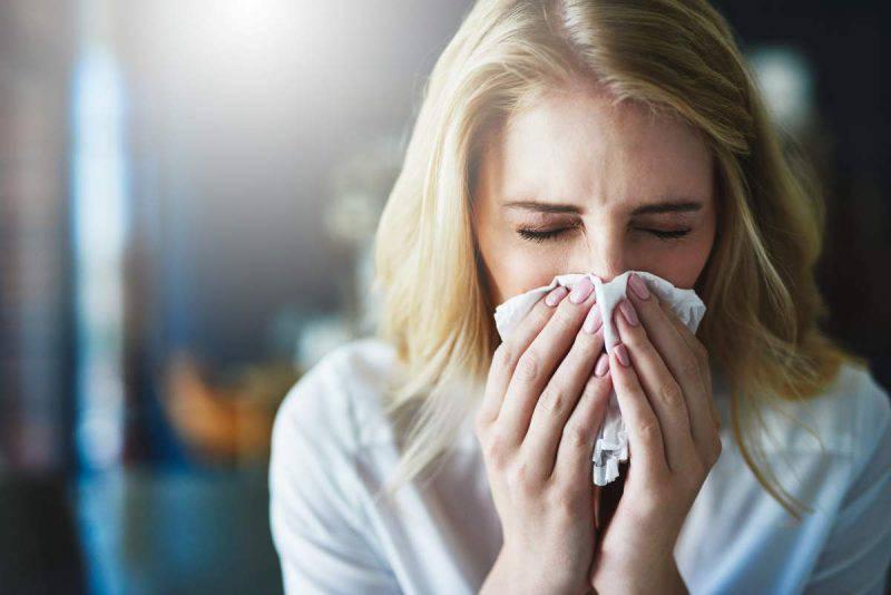 allergia rimedi muffa acari