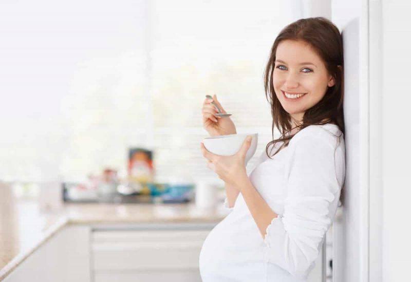 dieta quotidiana in gravidanza