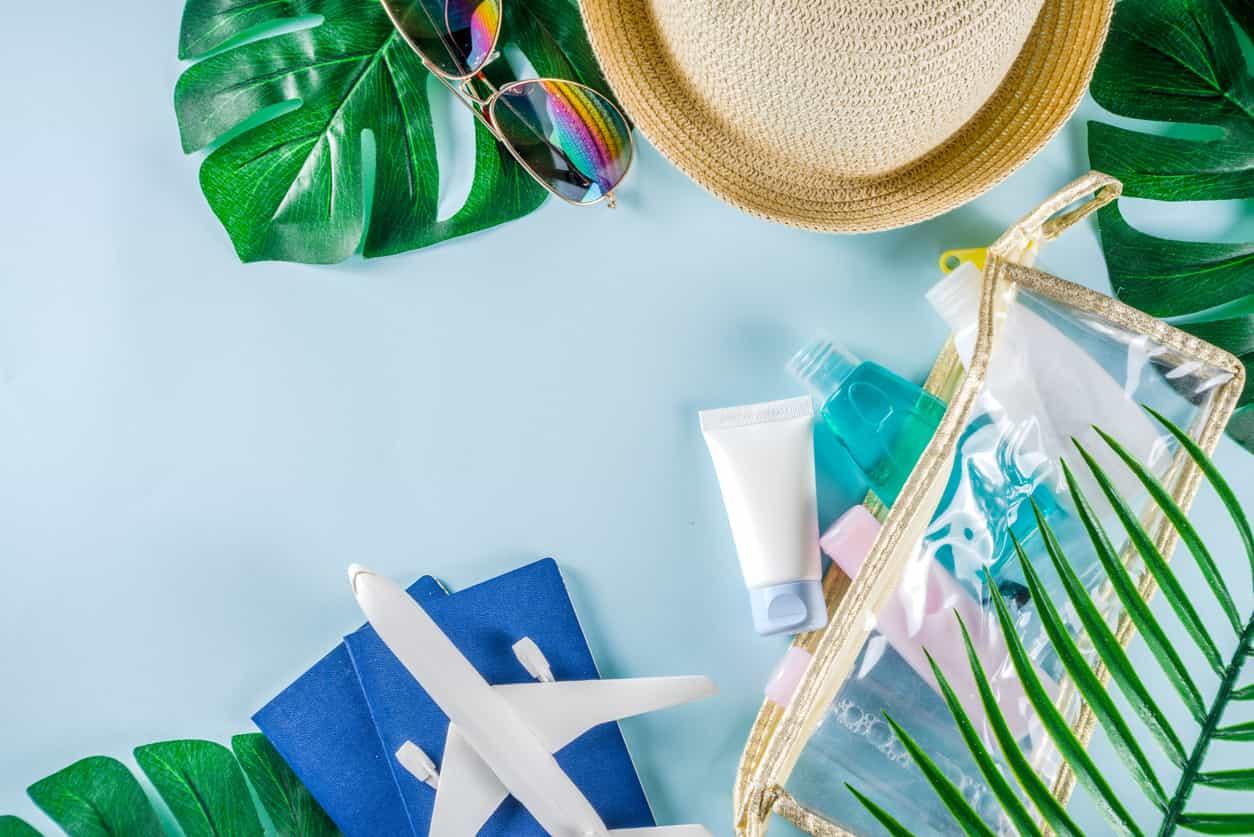Cosmetici, quali portare nel bagaglio a mano