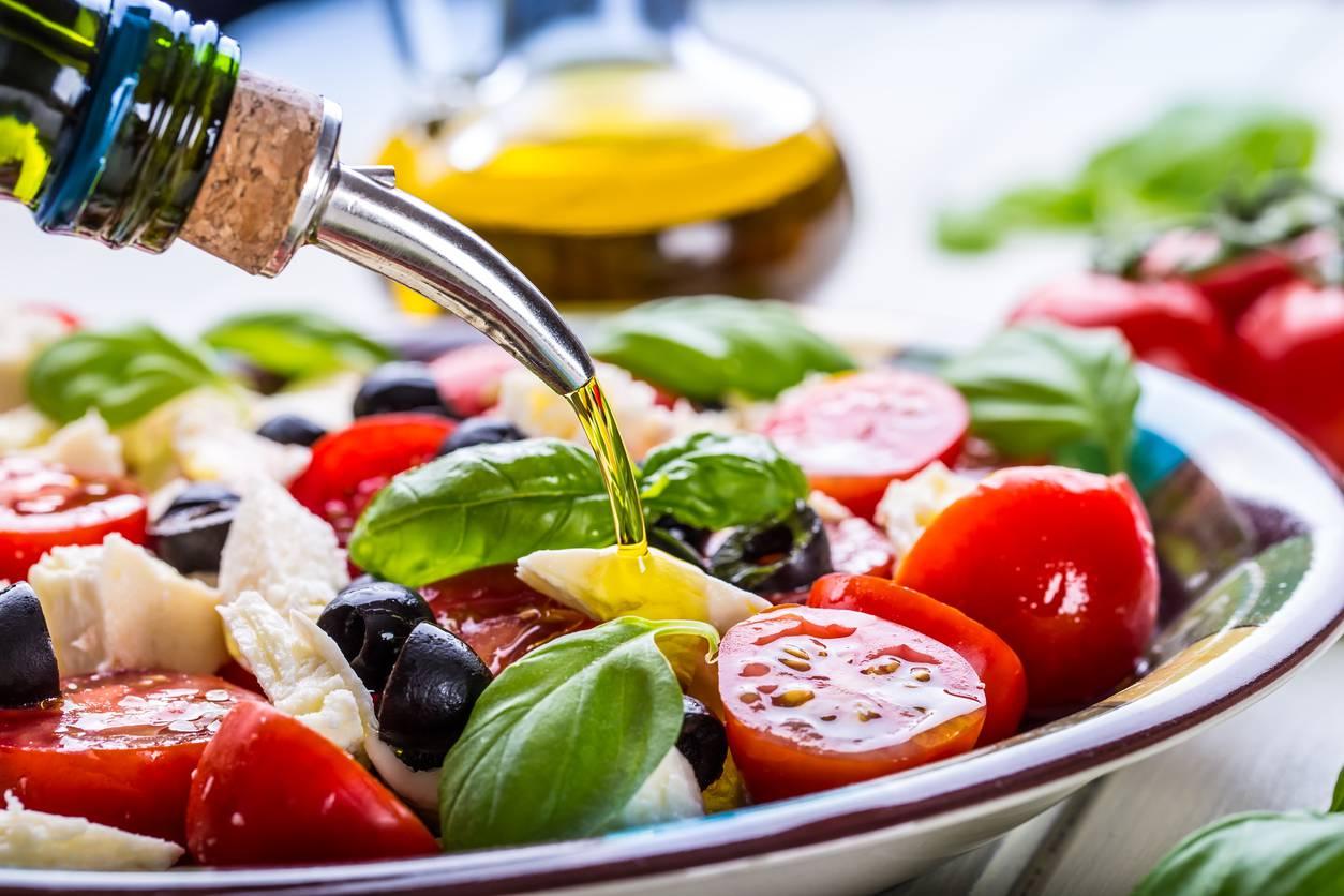 Dieta mediterranea di Creta, i veri valori per stare bene