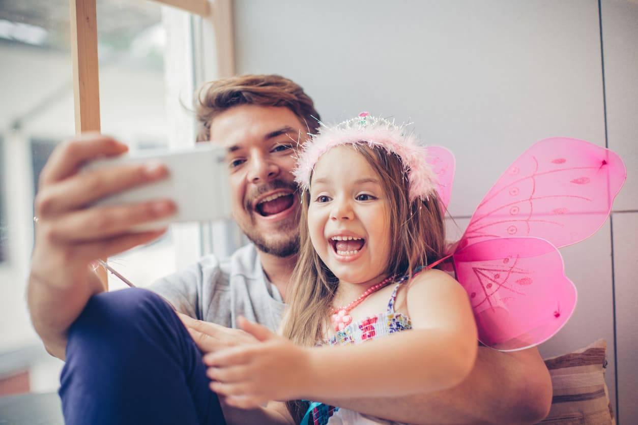 Stop alle immagini dei bambini sui social network