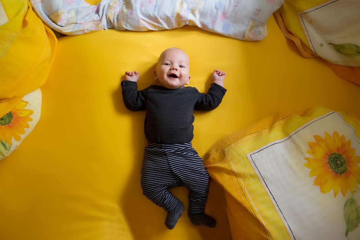 Co-sleeping, per rendere indipendente il bambino