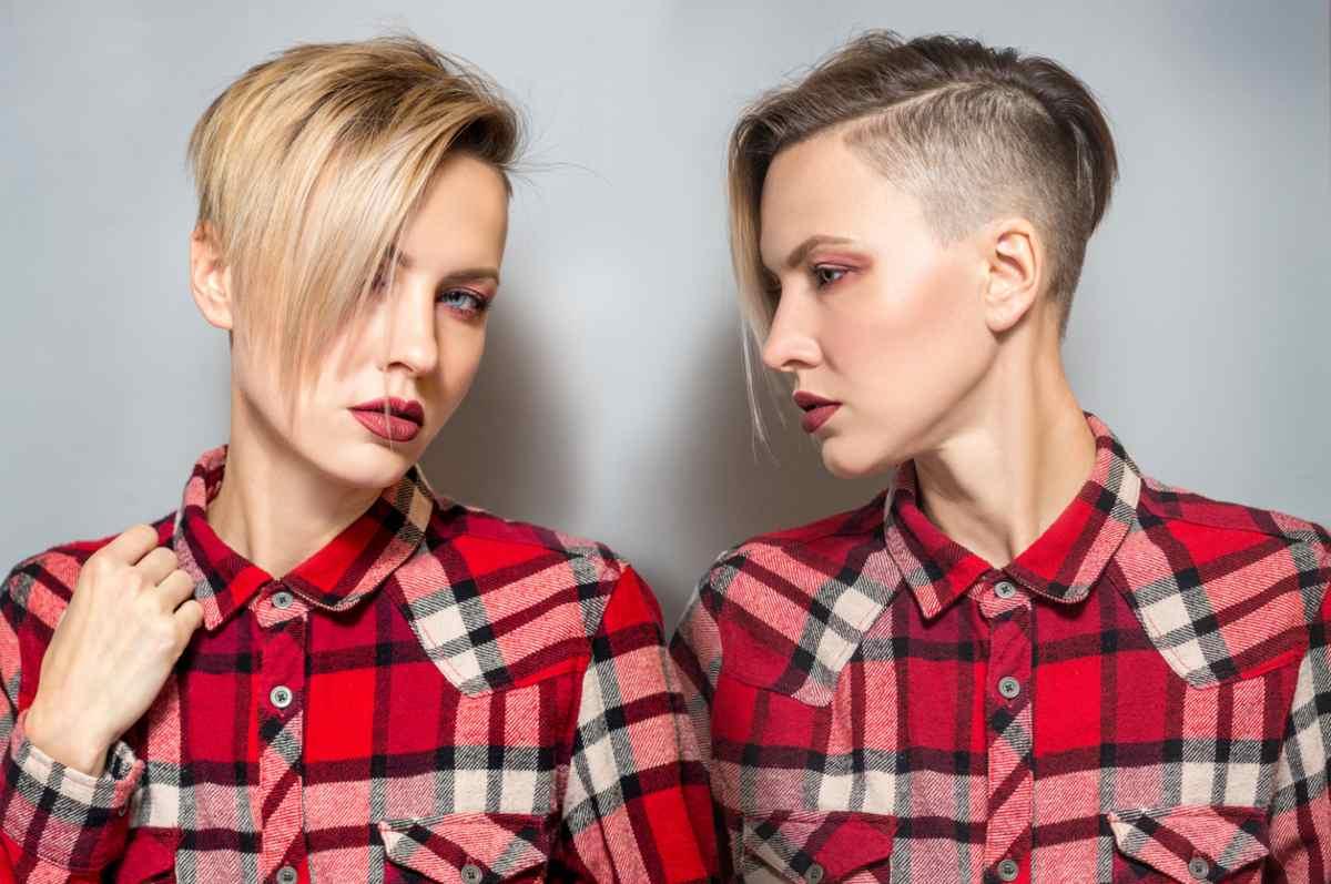Doppio taglio dei capelli: il nuovo look a chi sta bene?