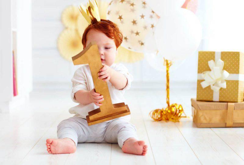 primo compleanno bebè