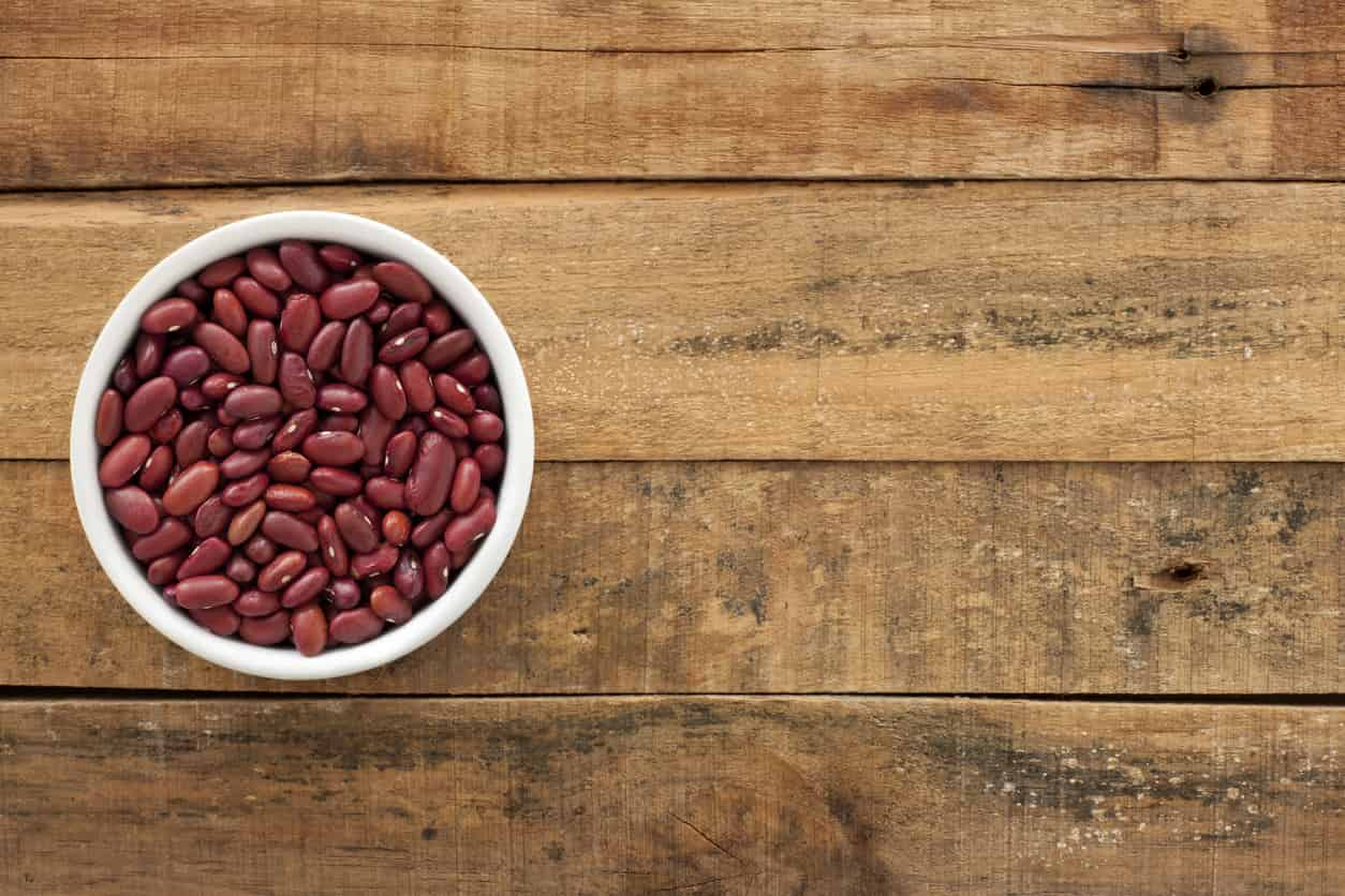 Cosa cucino oggi? Il menu completo con i fagioli rossi