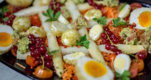insalata di uova sode