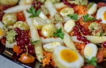 Menu di Agosto: insalata di uova sode-VIDEO-