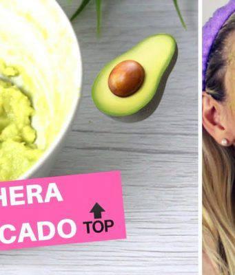aschera fai da te idratante e illuminante all'avocado