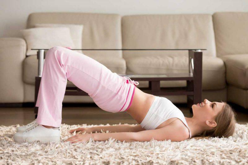 esercizi pilates