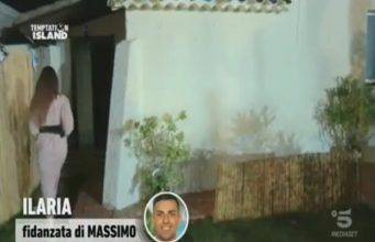 "Temptation Island, Ilaria vs Massimo: ""cog**one, chissà quante corna ho"""
