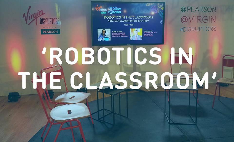 Nao il robot che aiuta i bambini disabili a scuola