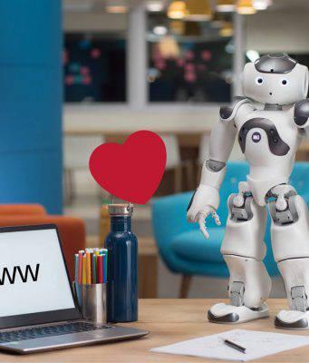 Bologna, a scuola arriva Nao, il robot che aiuta i bambini con diabilità intellettive