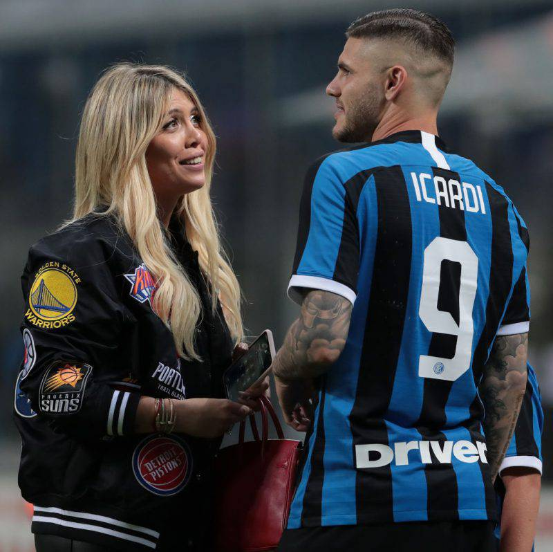 Wanda Nara, Icardi torna all'Inter? L'indiscrezione su Instagram (Getty Images)