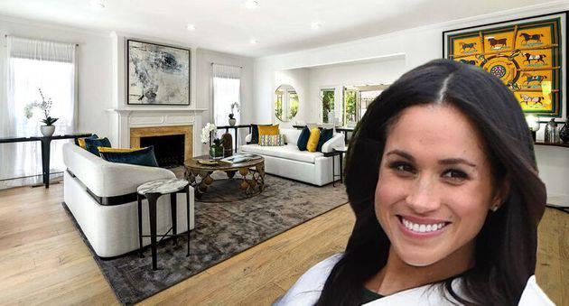 Meghan Markle: in vendita la sua bellissima casa di Los Angeles, le foto