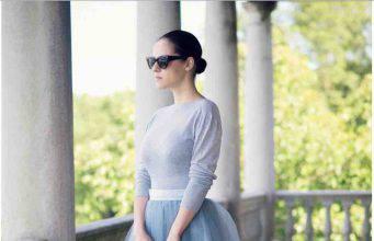 Tonal dressing look, outfit di un solo colore ma in più tonalità