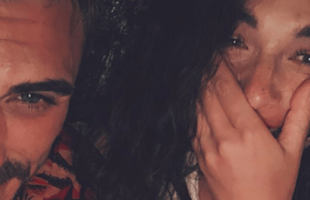 Francesco Monte e Isabella De Candia insieme su Instagram