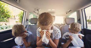 Cinetosi: 9 alimenti per combattere il mal d'auto