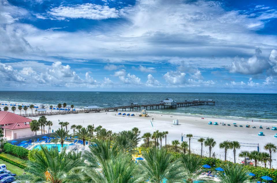 Clearwater beach: tra le spiagge più belle del mondo