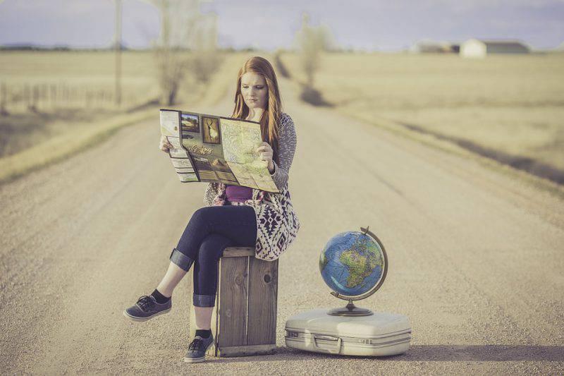 viaggiatrice in solitaria