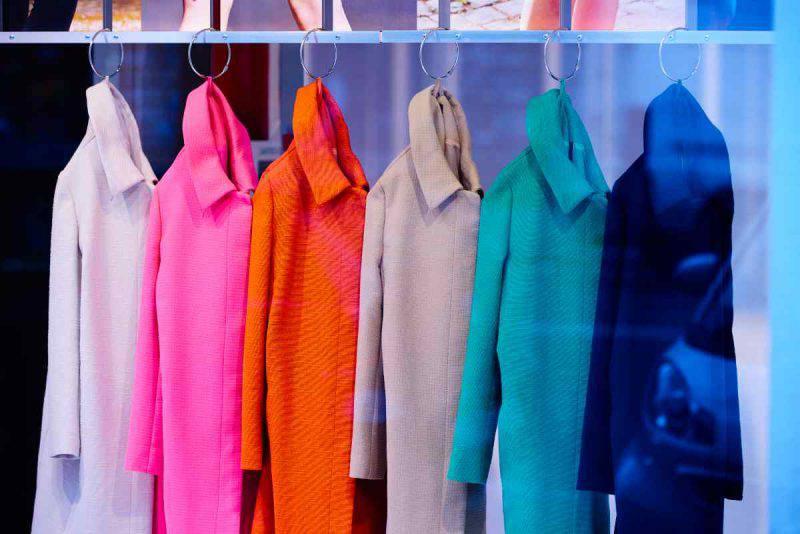 cappotti colorati