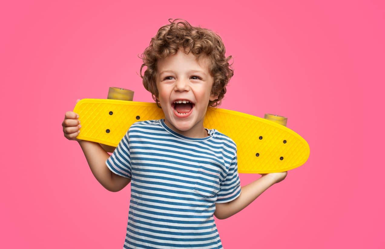 I bambini felici sono irrequieti