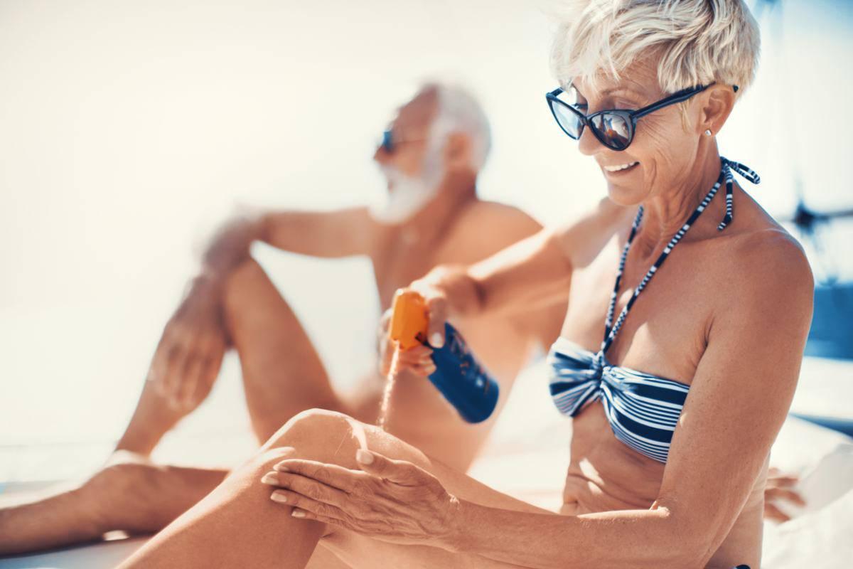 in vendita 0be8c e0ba3 I costumi da bagno per donne over 50, come sceglierli