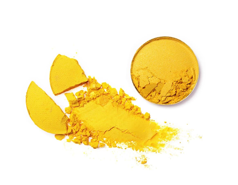 ombretto giallo, come applicarlo