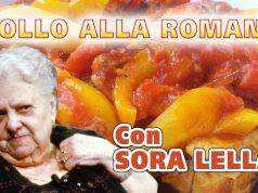 Menu di Agosto: pollo con i peperoni ricetta di Ferragosto