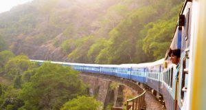 Il giro del mondo in treno