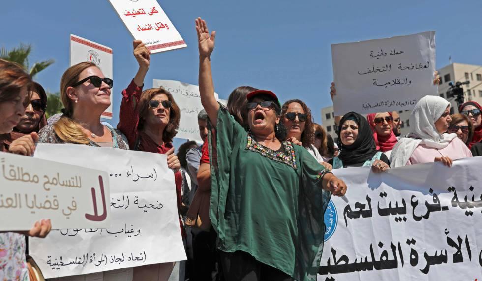 Delitti d'onore in Palestina