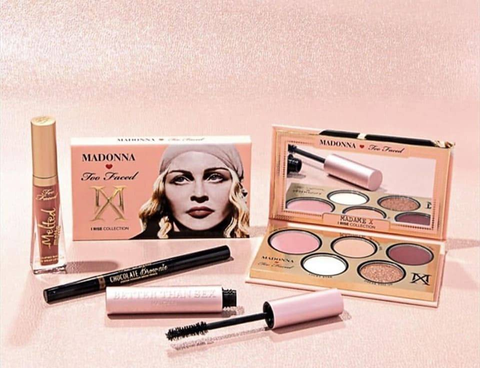 Madonna too faced makeup collection