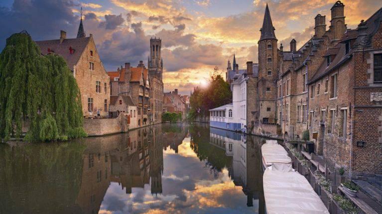 Weekend in Europa: Bruges