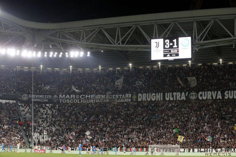 Le possibili conseguenze dopo Juve-Napoli (Getty Images)