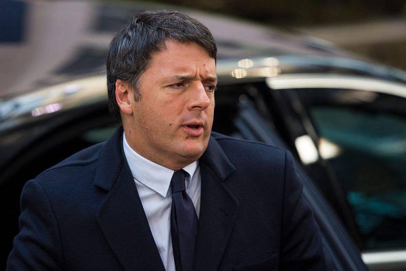 Matteo Renzi, polemica su chiusura anticipata bar e ristoranti (Getty Images)