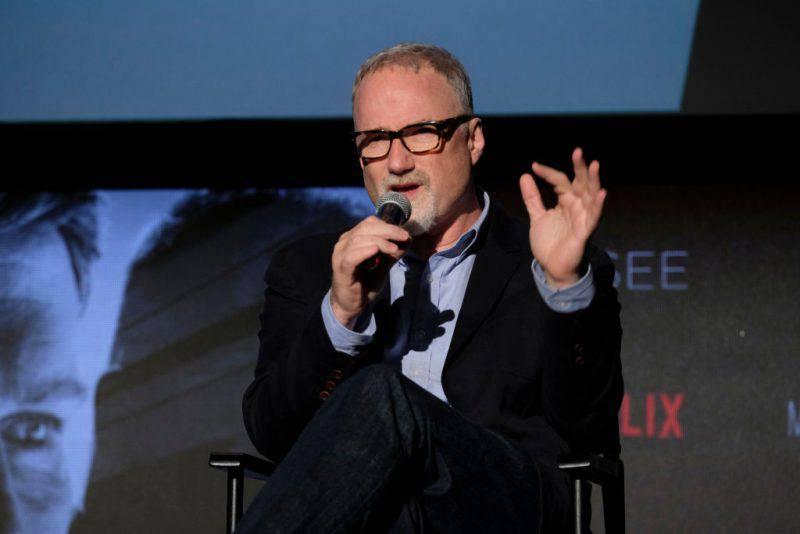 """David Fincher, produttore di """"Mindhunter"""""""