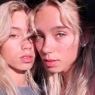 Lisa e Lena Mantler
