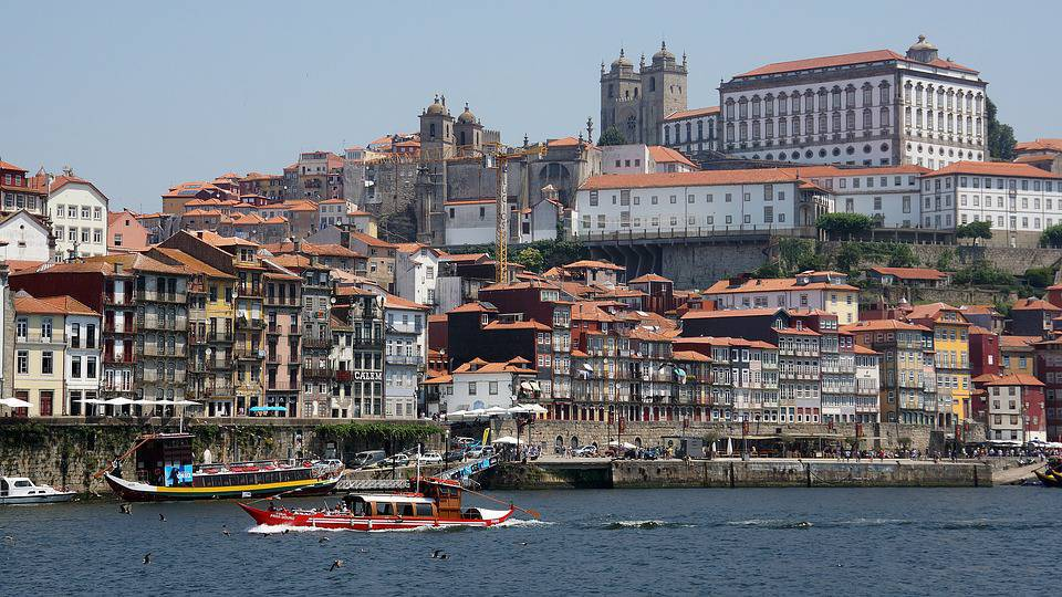 Weekend in Europa: Porto