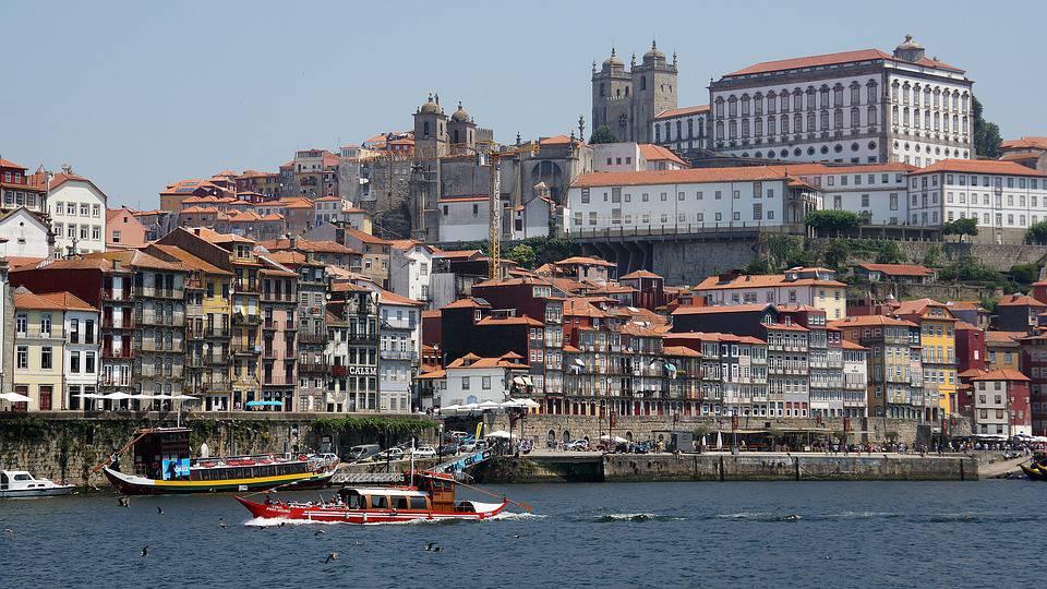 Weekend in Europa: Porto