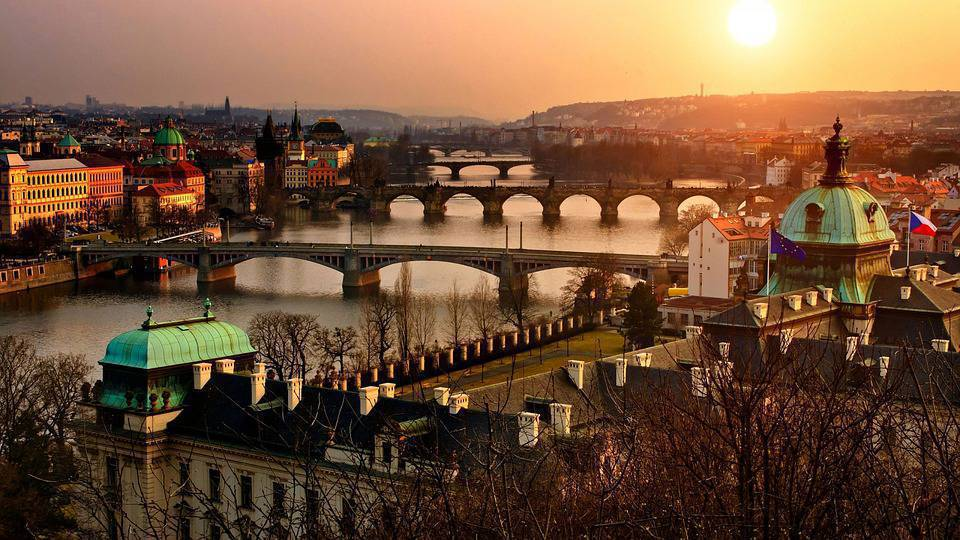 weekend in Europa: Praga